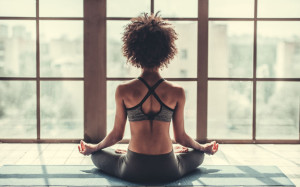 Discover peace amid the chaos with yoga