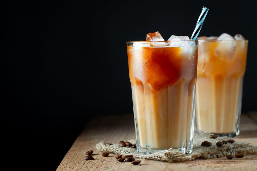 Iced coffee, anyone?